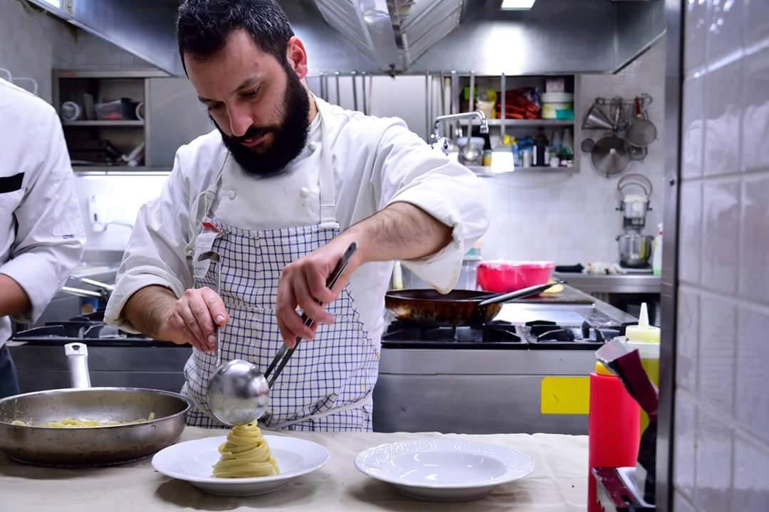 (Italiano) A cena con lo chef