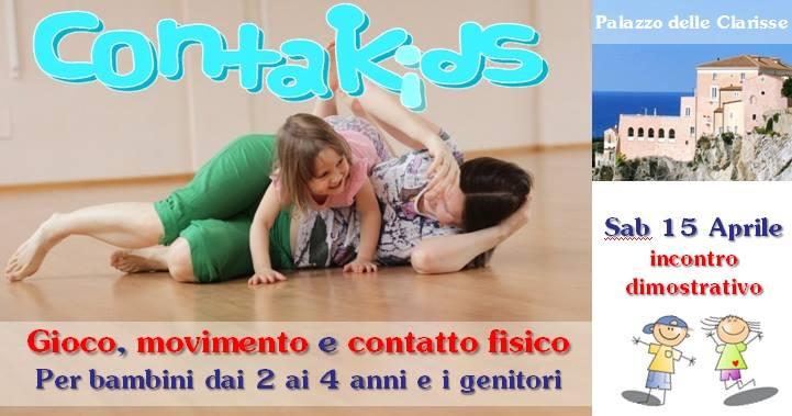 (Italiano) Contakids a Le Clarisse