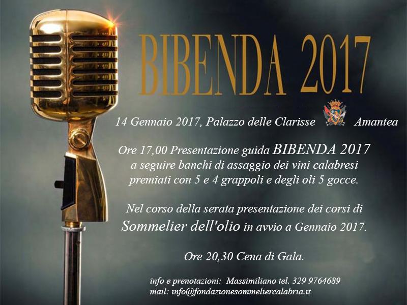 (Italiano) Presentazione guida Bibenda e cena di Gala