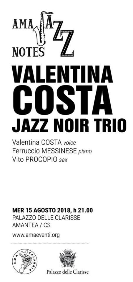 (Italiano) Cena di Gala e musica Jazz